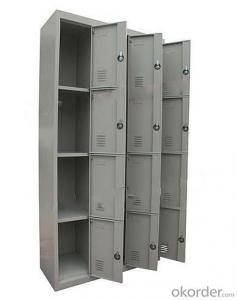 Metal 12 Door Locker DX10 from Fortune Global 500 company