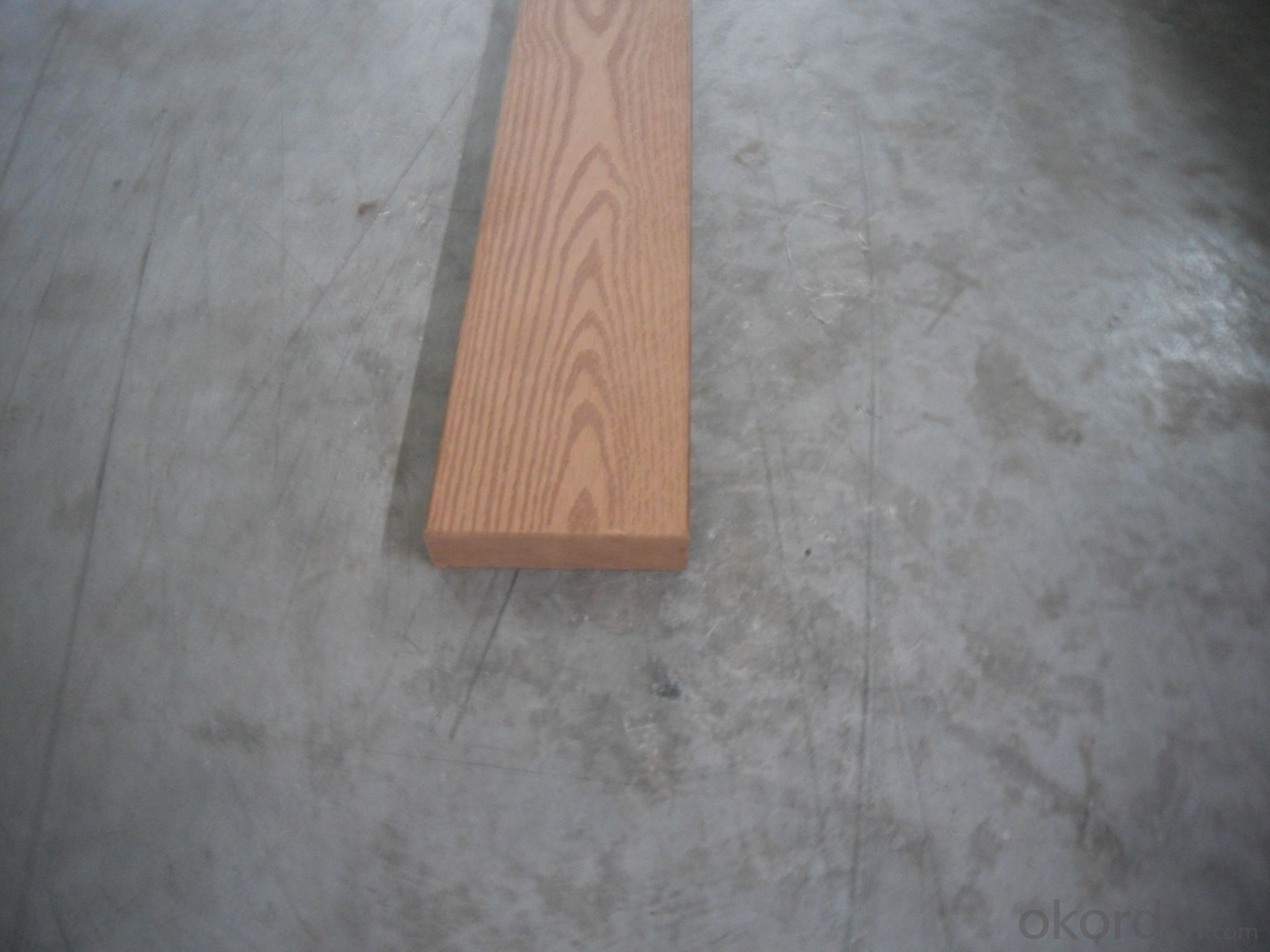 Wood Plastic Composite High Quality for City Garden