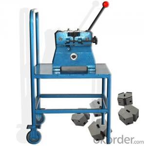 Model:SZ-158 Hydraulic cold  welding  machine