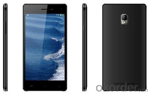 Smartphone 5.0 Inch Mtk6582 Quad Core1GB+8GB 1280*720 Android Smartphone Cheap Price