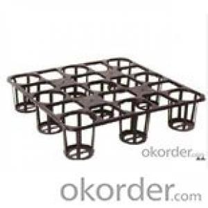 Green House High Quality Durable PE Plastic Pallet for Flower Pot Tray