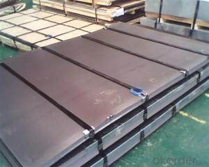 Hot Rolled checkered plate from China, A36, ST37-2