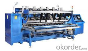 FULL AUTOMATIC RAILWAY MESH WELDING MACHINE