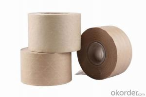 Kraft Paper Adhesive Tape For Packing Box