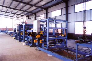High Quality Sandwich panel Roll Forming Machinery -PRL-6-SA