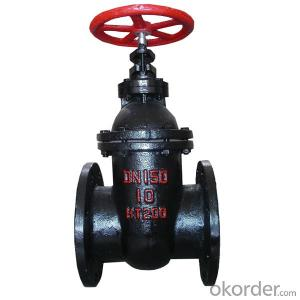 Approved Flanged Resilient NRS Gate Valve