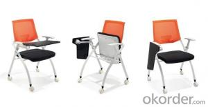 Stacking Training Meeting Chairs Mesh PU Office Chairs 1795C
