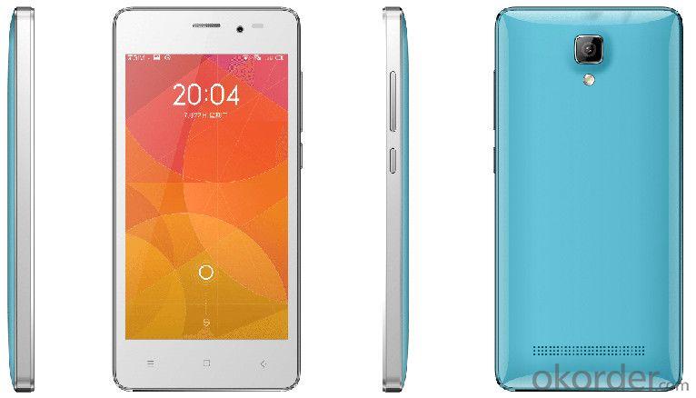 Mtk6752 Octa Core Dual SIM China 4G Smartphone 5.5 Inch