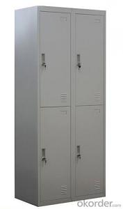 Metal Four Door Locker DX06 from Fortune Global 500 company
