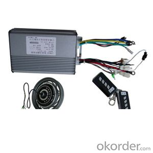 Electric bike 36v/48v Li-ion high power brushless hub motor controller