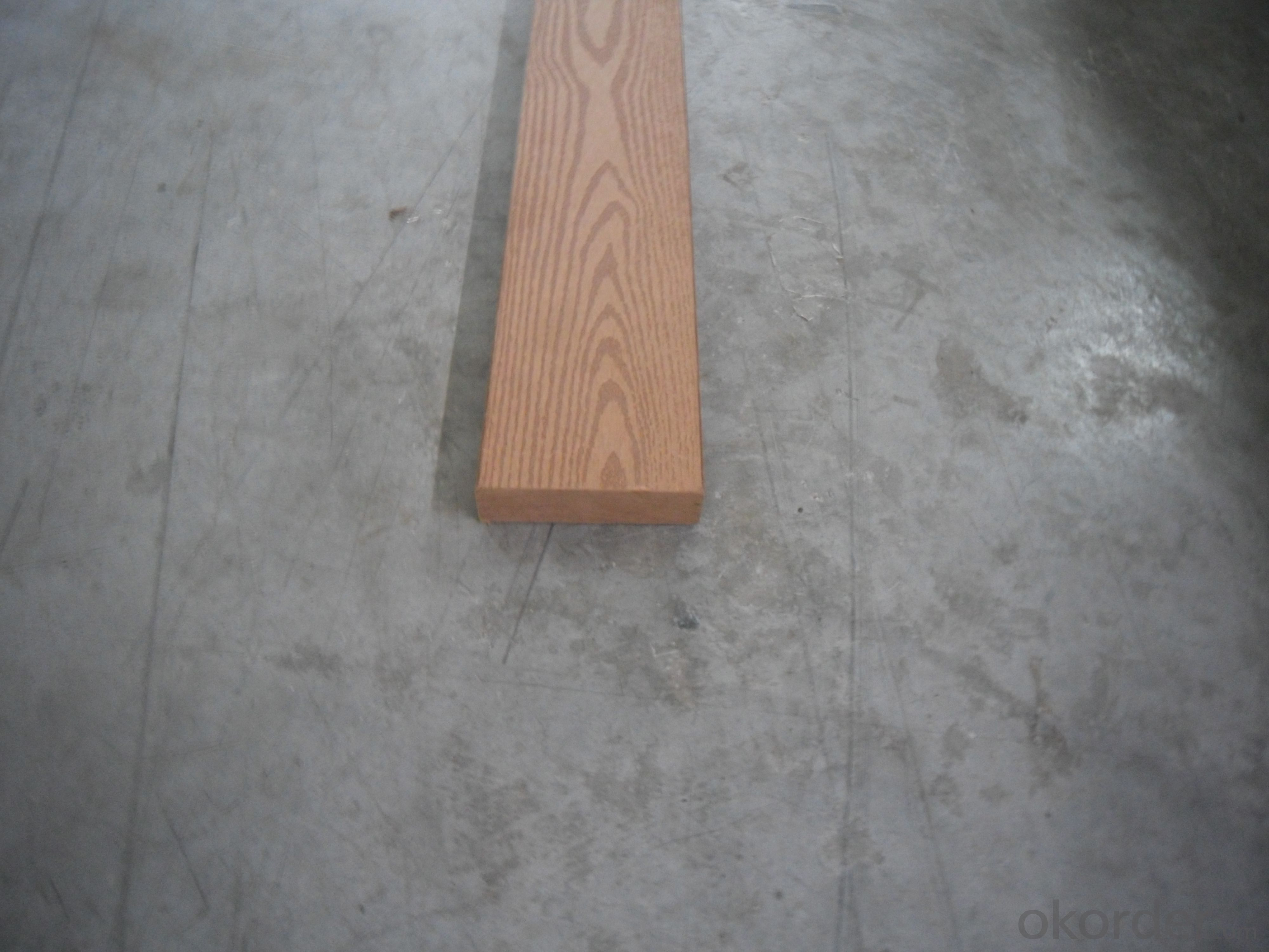 Wood Plastic Composite High Quality  for Gardening Use