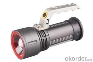 High Power Type Aluminum Led Flashlights and Torch