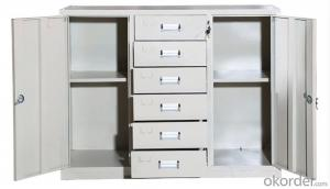Metal Filing Cabinet DX23 from Fortune Global 500 compan