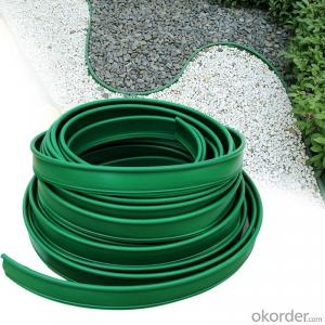 High Quality Grass Stone Isolation Strip