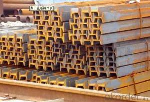 I Beam Steel YBT24 for Mining Applications with Large Sizes