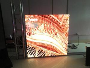 P2 P3 Small Pixel Pitch Led Display Full Color HD Indoor Led Display