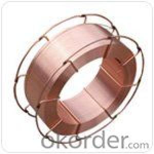 High Strength Welding Si-Mn Steel Wire G4Si1