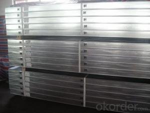 Light Steel / Track /Drywall Metal Stud / Partition Steel Profiles