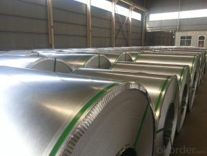 Hot dip galvanized steel coil and sheets -CNBM
