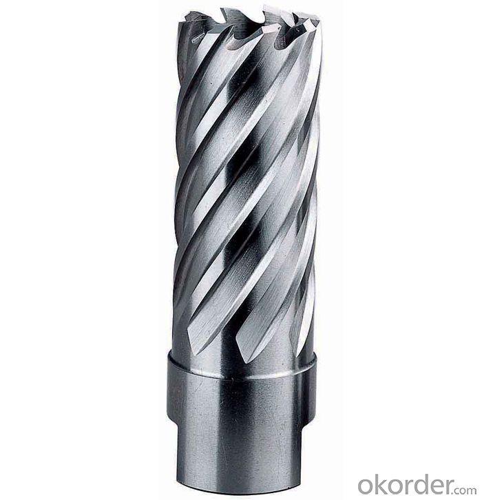 HSS-E annular cutter with fein thread shank DNHL-4
