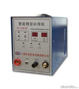 SZ-2T  Desktop Clod  Welding  Machine of China Market