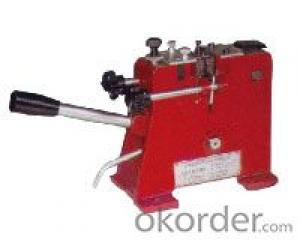 SZ-1A Hand Clanp Cold  pressure  welder machine