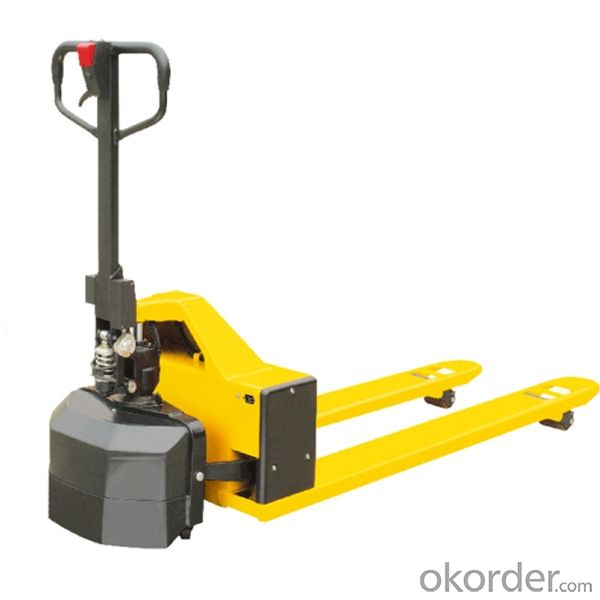 CE Certificate Manual Hydraulic Hand Pallet Truck