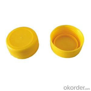 Plastic Cap for PETJuice Bottle 28mm CSD/PCO