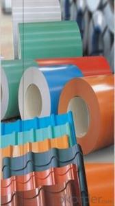 Prepainted galvanized steel coils- printed PPGI coils