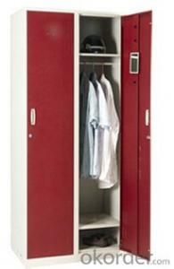 Metal Three Door Locker DX04 from Fortune Global 500 company