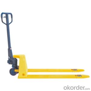 Hydraulic Stainless Steel Hand Pallet Truck       2015