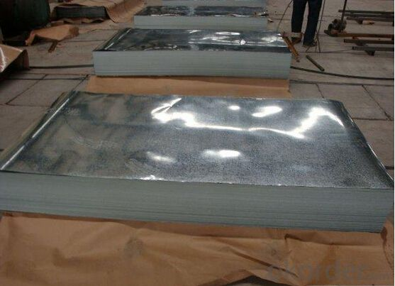 High Quality of Galvanized Steel Sheet from  China