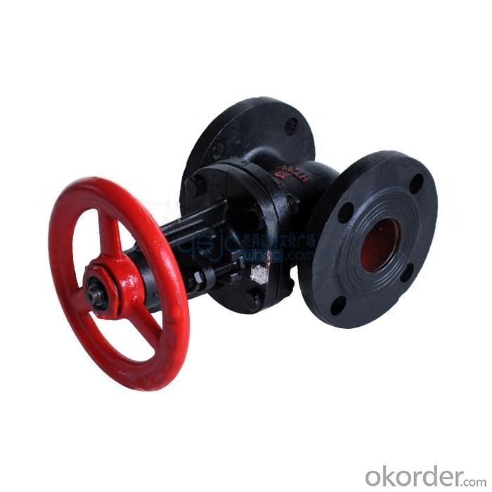 Gost Cuniform WCB carbon steel gate valve
