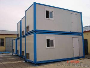Metal Sandwich Panel Container House with Best Quality