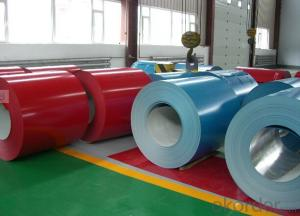 good quality ppgi --prepainted galvanzied steel coils PPGI on sale