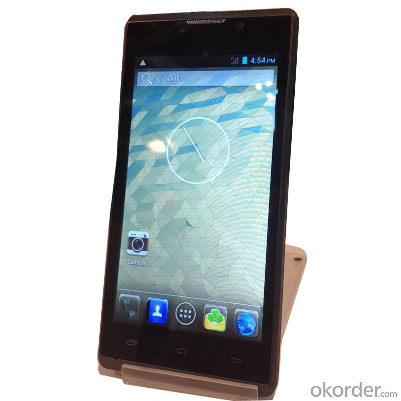 3G Quadcore Smartphone 5.0 Inch Hot New Product