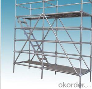 Steel Ringlock Scaffolding for Working Platform Hight quality