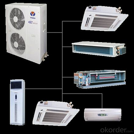 Chunlan mini air cooled water chillers for commercial HLR12.5