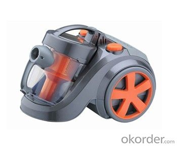 Big Cyclonic Vacuum Cleaner with HEPA Filter