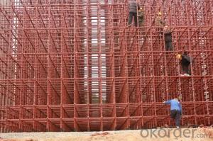 HIGH EFFECTIVE  CUP LOCK SCAFFOLDING SYSTEM