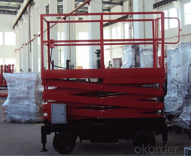 Aerial Work Platform TMSL-6 / TMSL-7.5 / TMSL-9 / TMSL-11for construction