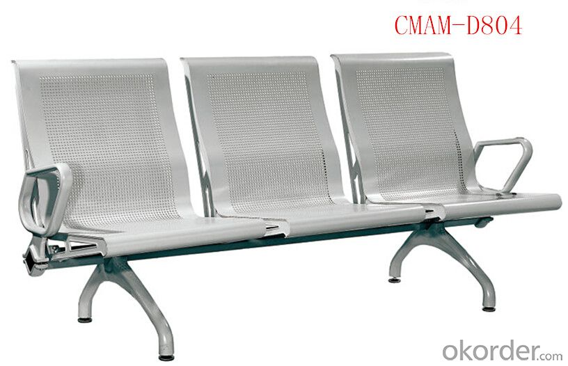 3- Seater Modern Waiting Chair design CMAX-D804