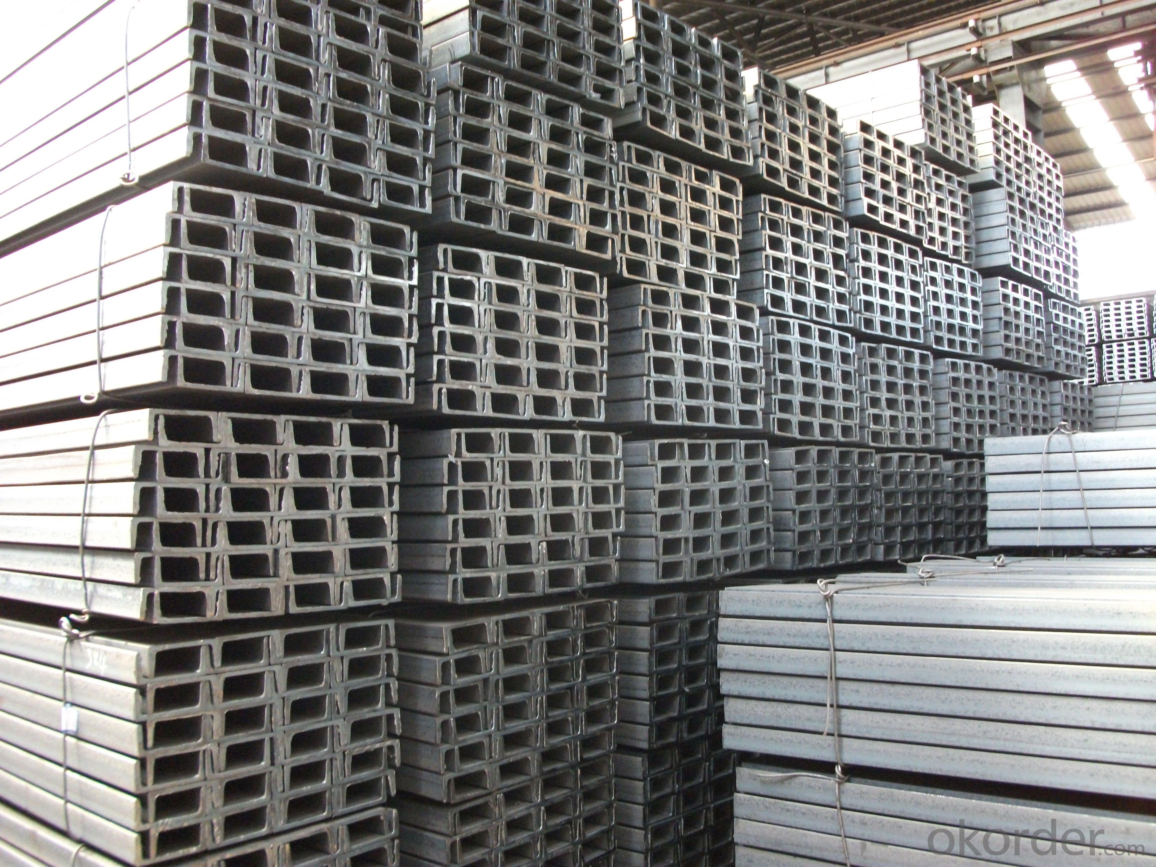 Alloy Low Carbon Steel U Channel UPN EN Standard