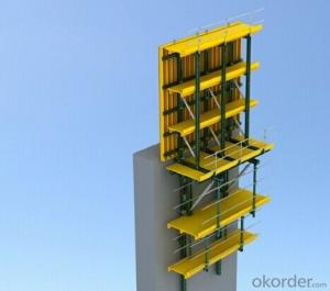 Auto-climbing Formwork systems for different constructions
