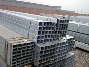 Galvanized Rectangular hollow section/ RHS