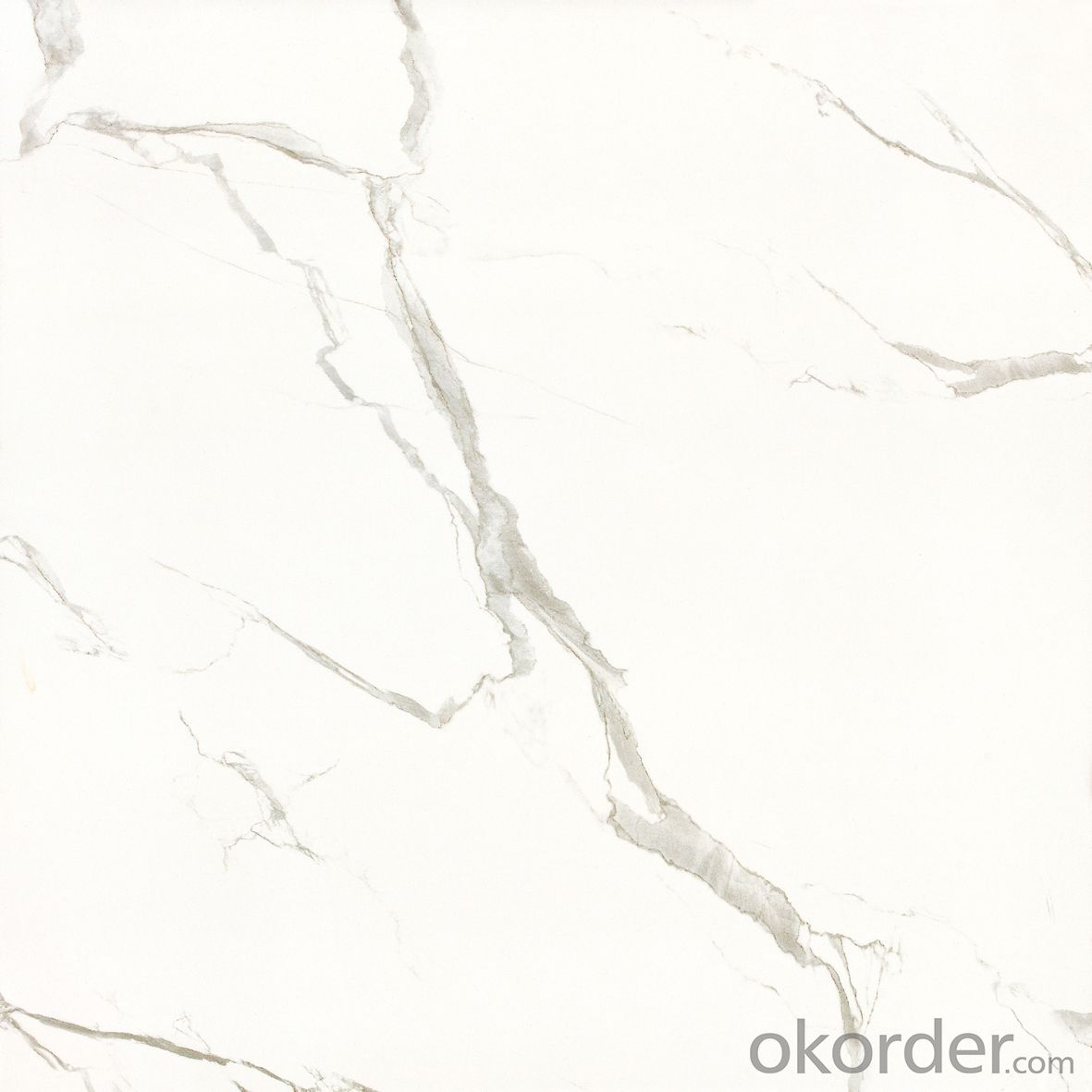 Full Polished Glazed Porcelain Tile Series  600 TEB001