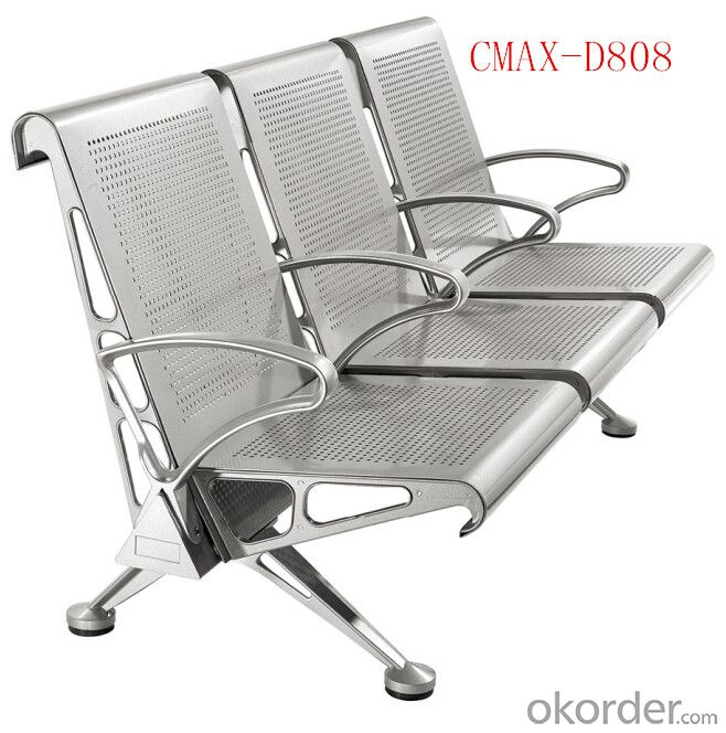 Professional Waiting Chair with Good Quality for Airport CMAX-D808