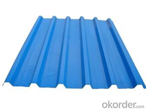 Corrugated Color Steel Sheet with Best Quality