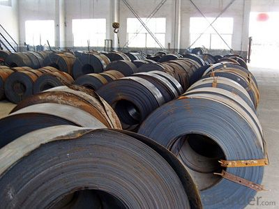 SS400/Q235 Hot rolled steel coil/strip high quality