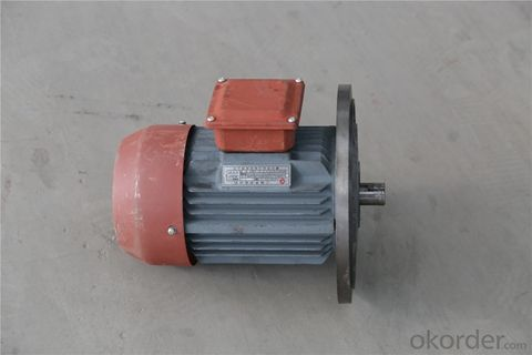 1.5KW three-phase AC motor for induction